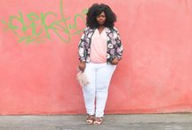 Pink pink / Tous mes looks roses et girly