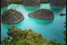 Indonesia / Indonesia landscape