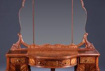 Antique furnishings