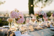 Mariage en rose , Pink  wedding