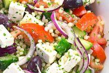 Israeli  recipes / Hebrew cooking at LSC