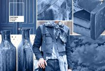 Colour Trends 2016/17 RIVERSIDE + Color of the Year 2017 Denim Drift + Niagara / Color of the Year 2017 Denim Drift