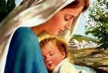 Omaggio a Gesù e Maria