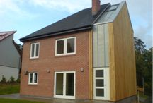 Passivhaus / Passivhaus or 'Passive House' is the fastest growing energy performance standard in the world. The Passivhaus standards strengths lie in the simplicity of its approach; build a house that has an excellent thermal performance, exceptional airtightness with mechanical ventilation.