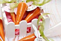 dekoratif yiyecekler