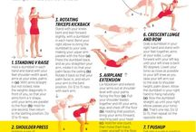Exercises for the body