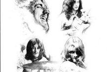 Led Zeppelin / I Led Zeppelin sono un gruppo britannico formato nel 1968, considerato tra i grandi innovatori del Rock e tra i principali pionieri dell'Hard Rock.
