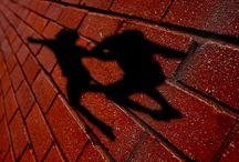 Dancing in the Street ♫ / street art