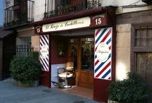 Speciale hair salone / Salone di bellezza