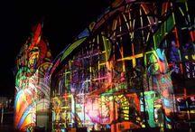 Héttorony fesztivál - Lendva - Night Projection fényfestés / Héttorony fesztivál - Night Projection fényfestés  Lendva (Lendava, Szlovénia) - 2015. november 13. - Színház és Hangversenyterem   További információ: http://www.night-projection.hu