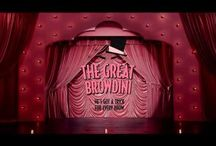 The Great Browdini- Benefit Brows / The Great Browdini is here to solve all your brow dilemmas!