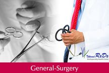 General Surgery at Telerad RxDx - Whitefield, Bangalore / General surgery treatment for cervical lymph node excision biopsy, circumcision, day care procedure, excision of corn in foot & more. Call for Appointments  +91-80-49261111  Visit us http://www.rxdx.in/services/general-surgery/