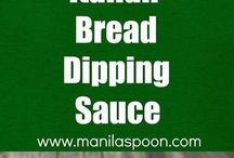 Dressings/Dips and Sauces