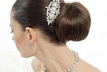 Peignes de cheveux pour mariée