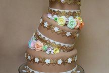 Cakes  / by Kyla Hale