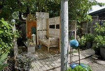 tuin          garden