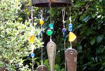 lamps and windchimes and stuff