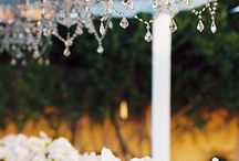 Chandeliers / by Autumn Brown