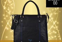 New and Stunning. Get Love-struck! / Girls, fall in love with this latest arrival, updated for your shopping delight. Versatile and functional, this newest Baggit work bag will sweep you off your feet!