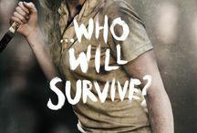 The Walking Dead / AMC's hit drama/horror series! #TeamBethly ;)