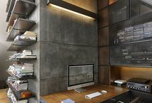 RUSTIC OFFICE