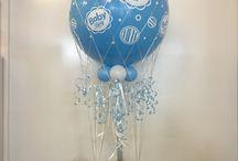 Heteluchtballon helium