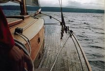 Water || sailboats