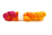 Color Inspiration / Wool and yarn dyeing inspirations.