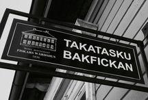 Bakfickan@fiskarswärdshus / Chef's table & bistro