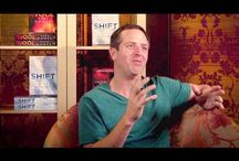 Interviews & Book Signings / Sometimes people want to interview me. Here's what I said... / by Hugh Howey