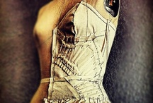 Wedding dress construction / by Toria Mawhinney