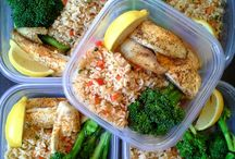 Meal prep / by Amber Hering