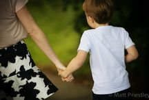 Family portrait photography / Family portrait photography in the Uk by Manchester photographer Matt Priestley