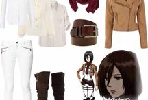 anime outfits