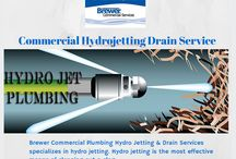 Commercial Hydro Jetting / Hydro Jetting Services in Arizona