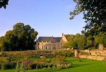 Chateau de la Barre / Chateau de la Barre is an elegant place to stay in the Loire Valley.