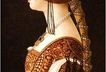 Italy dress 15 century