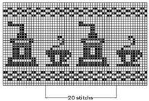 Crochet&filet / Crochet, filet, embroidery