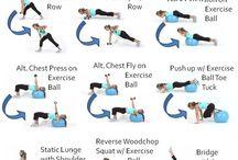 Cvičení /.Workout