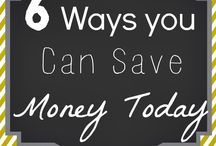 Money Saving tips / For the frugal folks out there like me!