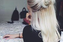 Blond Hår