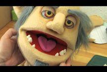 Puppet and Animatronics
