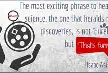 Science Quotes / Great quotable remarks from some of the greatest scientists in history