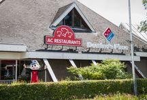 Domino's Pizza / Autogrill Nederland heeft één Domino's Pizza, namelijk in Sevenum. Geniet van zelfgemaakte ovenheerlijke pizza's.