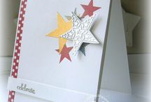 Star/Graduation cards / by Michelle Bylaw
