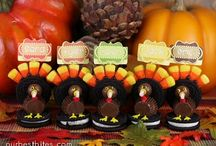 Fall and Thanksgiving..... my favorite time of the year!! / by Heather Fontenot