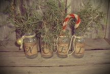 Country/Shabby Chic Christmas