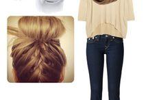 Fashion / Haar-, Mode- und Schmucktrends