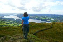 UK hiking
