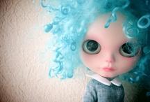 """My custom Blythe Doll"""" Bubbles"""" / by Naoko Yoshioka"""